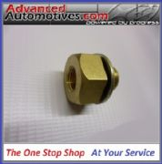 GAUGE ADAPTOR 1/4BSP TO 1/8NPT